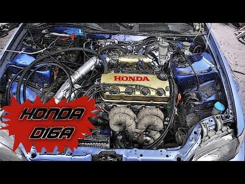 Фото к видео: Двигатель Honda D16A - Надежность, Ремонт, Проблемы