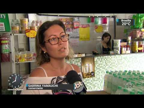 Furto de cabos de telefone afeta mais de 2 milhões de pessoas em SP | SBT Brasil (11/11/17)