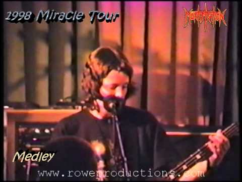 Mortification Full Live Concert - 1998 Miracle Tour - Dallas, USA 28/08/1998