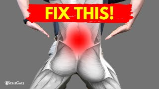 How to Fix a Tight Lower Back in 30 SECONDS