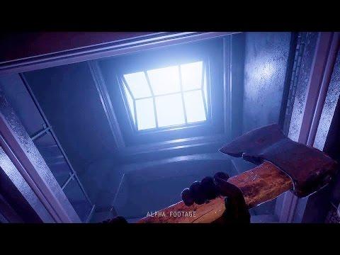 LAST YEAR Gameplay Trailer (Survival Horror Game)