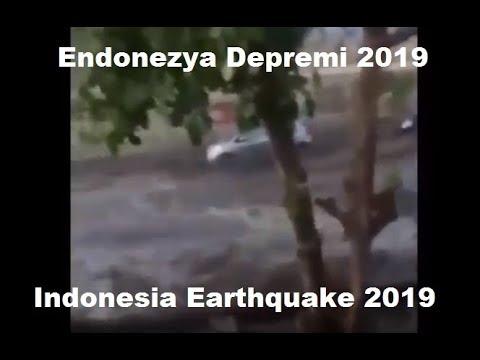 Endonezya Depremi 7.0 Indonesia Earthquake 7 0  06 01 2019 Indonesia Earthquake 7.0 06.01.2019