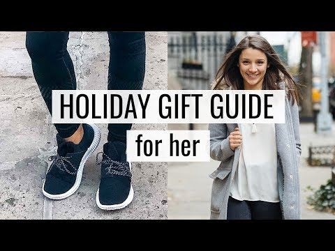1. HOLIDAY GIFT GUIDE FOR HER 💃🏻 #GIFTWEEK