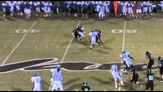 Carter Bailey #20 Free Safety and Athlete, Highland High School, Gilbert, AZ