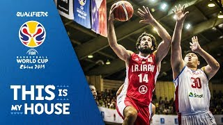 FIBA Basketball World Cup 2019 Americas Qualifiers 2019
