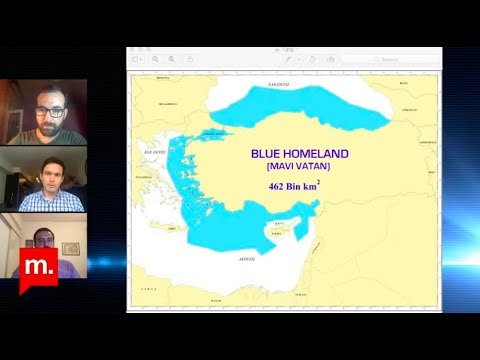 Turkey - Greece tensions in East Med from a