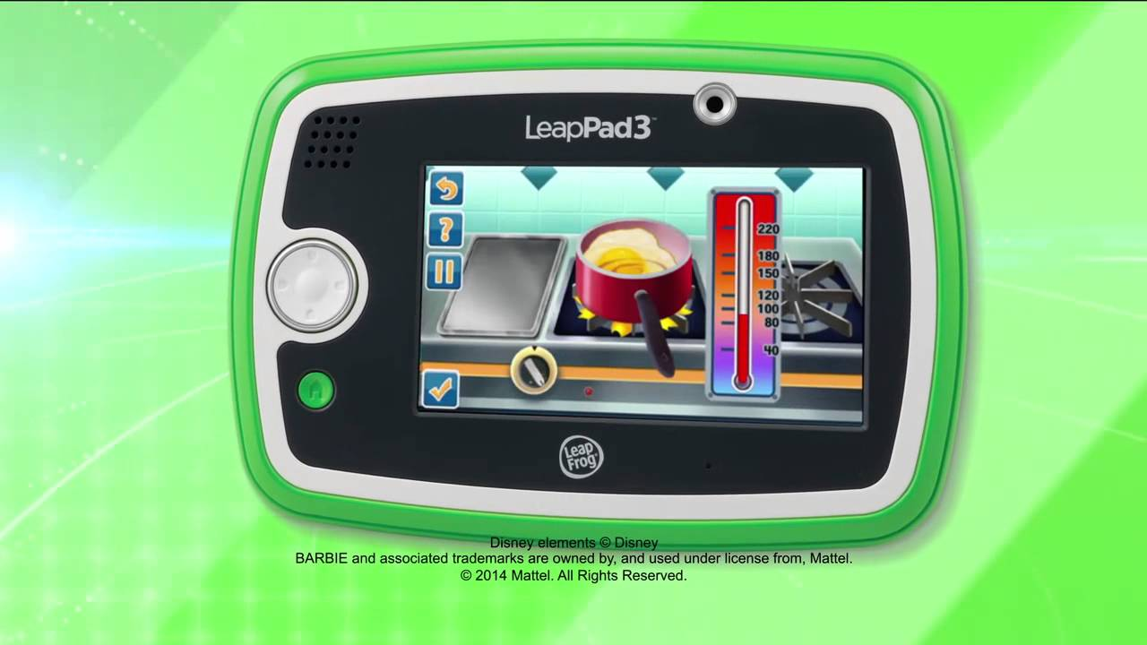 """Kids Learning Tablet >> LeapPad 3: Best First Tablet for Kids - 5"""" WiFi Tablet ..."""