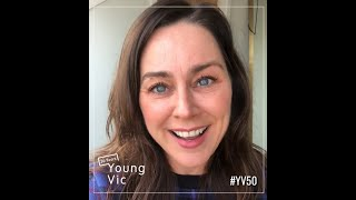 A message from Jill Halfpenny - #YV50