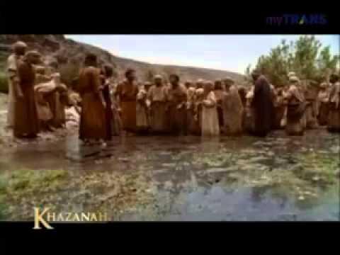 Kisah Ni Musa dan Lahirnya Kaum Yahudi