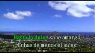 Cuando Se Acaba El Amor   Guillermo Davila karaoke
