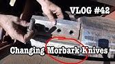Maintenance Made Easy - Brush Chipper Knife Care - YouTube
