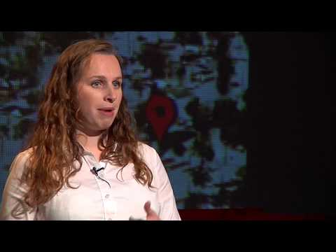 The Frightening Future of Digital Maps: Monica Stephens at TEDxEureka