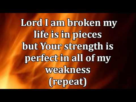Broken Dont Pass Me By W Lyrics Indiana Bible College Youtube