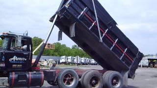 1985 Mack RD688S Dump Truck - TRO 0524163