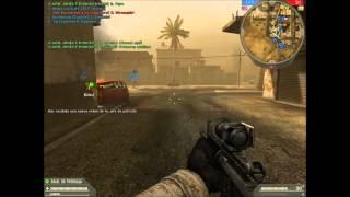 Gameplay y tutorial Battlefield 2 pc HD