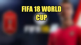 DIRECTO FIFA 18 FIFA WORLD CUP
