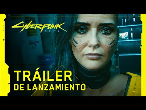 Cyberpunk 2077 — Tráiler de lanzamiento — V