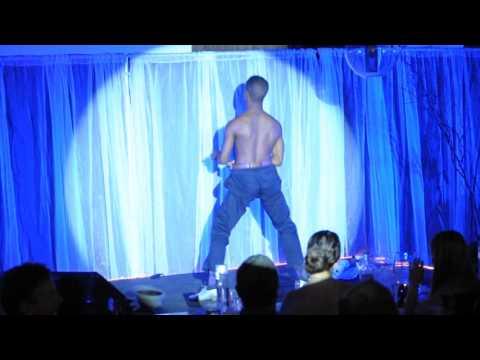 Johnny performs Twerking In The Rain