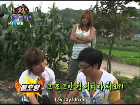 Family Outing Ep 07 {Big Bang G-Dragon, Shin Sung Rok}
