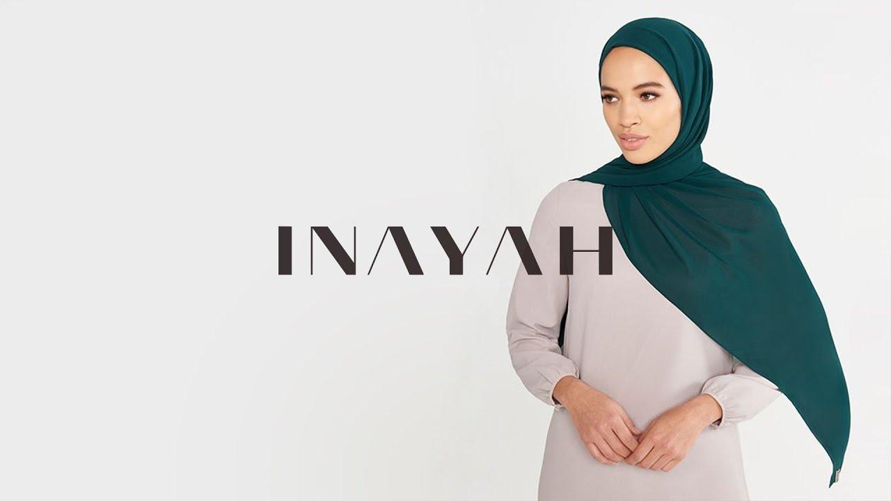 d60a68fea60a0 Beaded Modest Maxi Dresses | INAYAH - YouTube