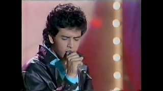Glenn Medeiros Nothing's Gonna Change My Love For You - Loffe På Cirkus 11/11/1987 STV1