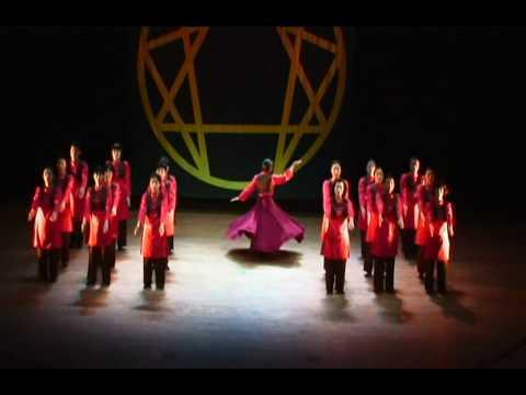 Gurdjieff Sacred Dance - Movement 11