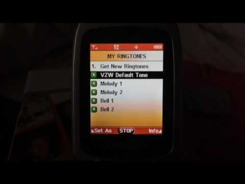 Samsung SCH-a950 Ringtones - Verizon Wireless