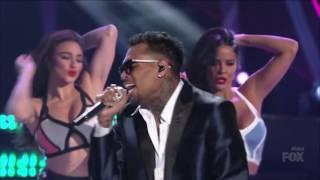 Pitbull Ft. Chris Brown Fun American Idol Finale 2015.mp3