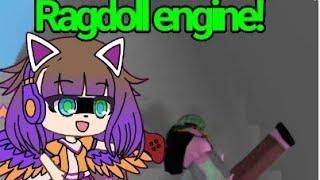 Ready! Set! Ragdoll! | ragdoll engine gameplay | roblox