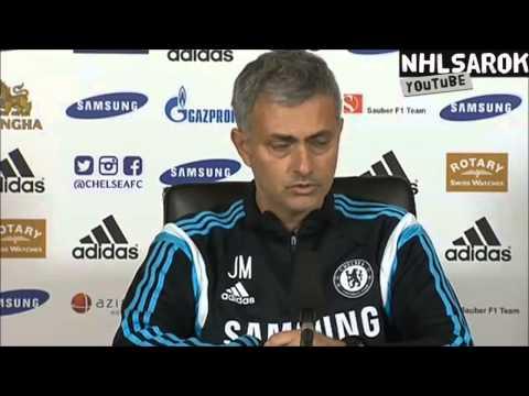 Newcastle United vs Chelsea - Jose Mourinho pre-match press conference