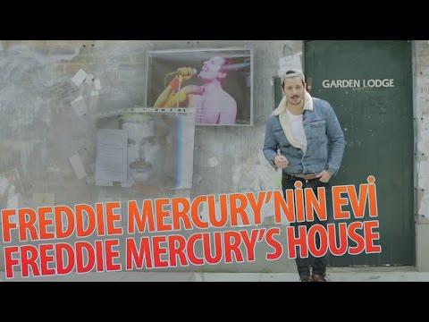 Freddie Mercury'nin Evi | Freddie Mercury's House