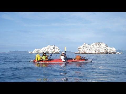 AE1007-R AdvancedFrame Convertible kayak Setup Video