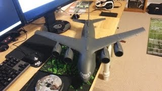 Splinter Cell Blacklist Paladin Aircraft Edition Unboxing (C-147B Paladin Aircraft RC Airplane)