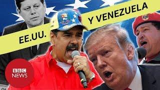 ¿Cómo Estados Unidos y Venezuela pasaron de mejores amigos a peores enemigos?