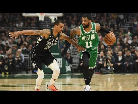Kyrie Irvings Handles Are Ridiculous | 2018-19 Ball-Handling Mix