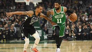 Kyrie Irving\'s Handles Are Ridiculous | 2018-19 Ball-Handling Mix