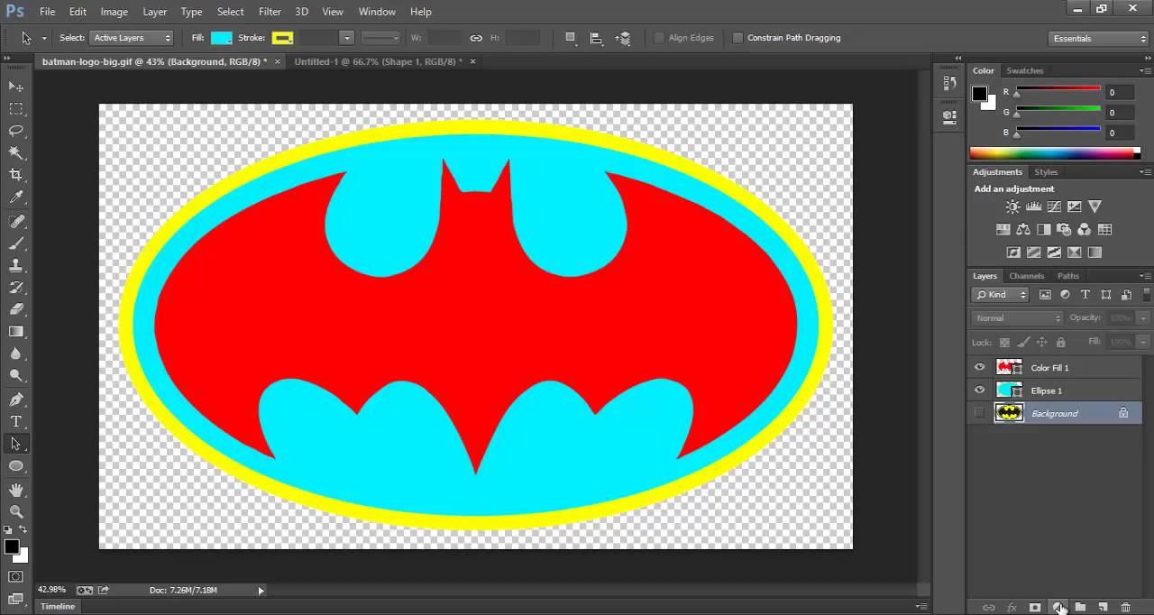 آموزش طراحی لوگو در فتوشاپ     - YouTubeآموزش طراحی لوگو در فتوشاپ