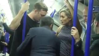 pelecehan seksual di bis, hanya pria muslim berjanggut yg membela korban