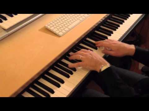 In diesem Moment - Roger Cicero Piano Cover