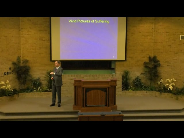 Our Perspective and Lamentations  - 5-23-20 - church of Christ sermon