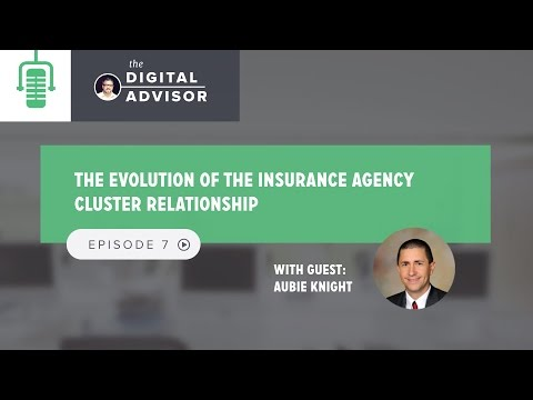 The Evolution of the Insurance Agency Cluster Relationship