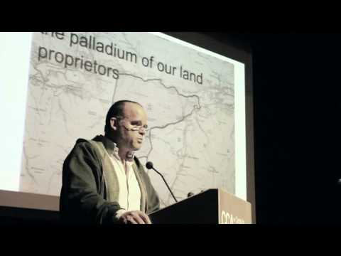 Bare Facts Land Reform Andy wightman Speech  21/10/2015