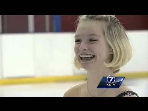 Omaha teen dreams of gold