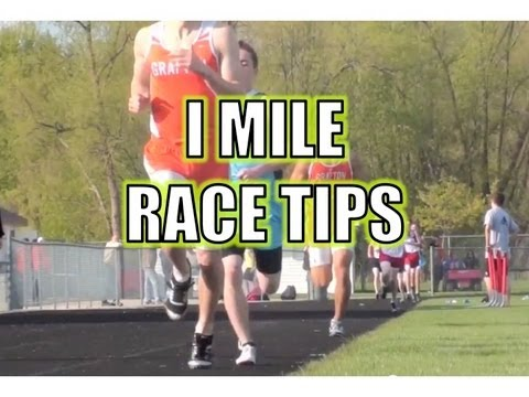 1 Mile Track Race Tips – The 1600 Meter Run