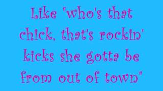 Miley Cyrus - Party In The USA - With Lyrics (HQ)