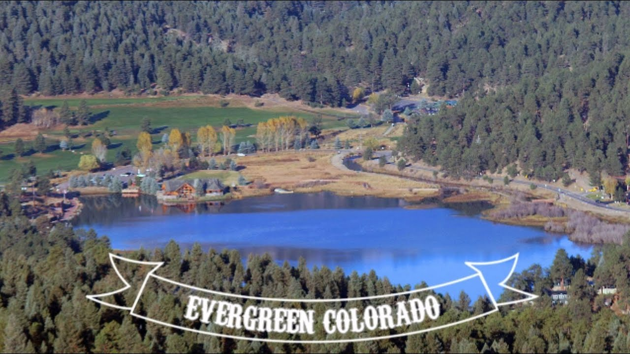 Evergreen colorado youtube for The evergreen
