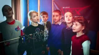 Музыкальный подарок любимой учительнице Ларисе Фёдоровне