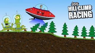 Hill Climb Racing - NEW Combine Harvester 😱 - Create Car