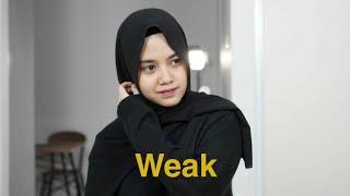 Hanin Dhiya - Weak