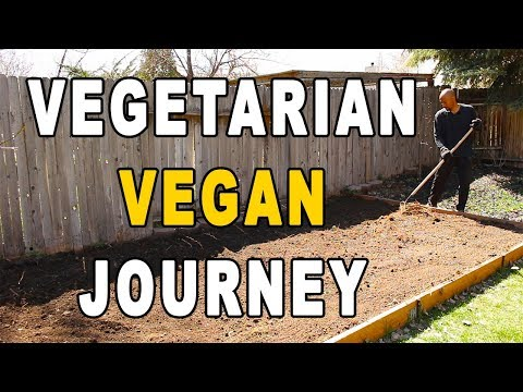 LOVE'S GARDEN #4 RASING HEALTHY CHILDREN ~ MY VEGETARIAN / VEGAN JOURNEY